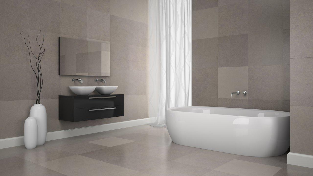 Granit fliesen und platten f r robuste bodenbel ge - Granitfliesen im bad ...